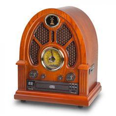 Retro Rádio 5 v 1 E-618M