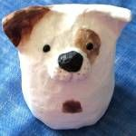 Air Dry Clay Tutorials: Make a Comical Conical Dog