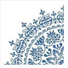 Stencil Opa, Stencil Decor, Wall Stencil Patterns, Stencil Templates, Stencil Designs, Mandala Artwork, Mandala Painting, Stencils Mandala, Motifs Islamiques