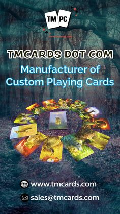 Our fine-tuned processes and printing capabilities come from over 45 years of experience making custom playing cards and personalized playing cards. Personalized Playing Cards, Custom Playing Cards, Life Questions, This Or That Questions, Spiritual Guidance, Oracle Cards, Deck Design, Intuition, Create Yourself