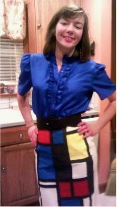 Cassie Stephens: What the Art Teacher(s) Wore #133