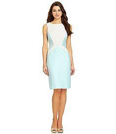 Antonio Melani Marielle Jacquard Dress #Dillards