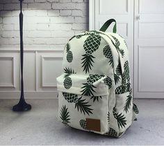 Pineapple Backpack | 9thwaveapparel