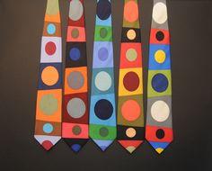 vintage Gene Meyer ties