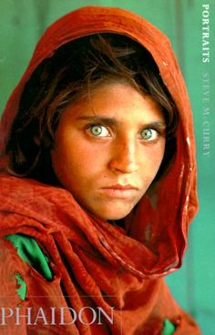 Portraits by Steve McCurry, signed copy