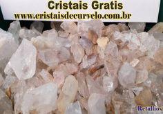 Gratis 1kg de RETALHOS Cristal pra Fazer ou Montar seu Proprio Orgonite Totalmente Gratis - Cristaisdecurvelo Original