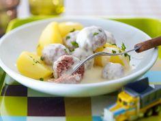 Kochen für Kinder - lecker & kreativ - mini-koenigsbergerklopse1 Rezept