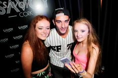 Meet&Greet do Tom na Savoy Junior Cert Party, em Cork, Irlanda #CoberturaTWBR