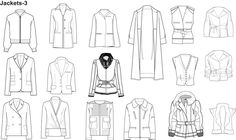 Illustrator Fashion Templates - Home