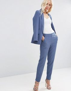 ASOS Premium Clean Tailored Pants