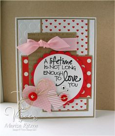 Love Card, Just Us Girls  Photo Inspiration