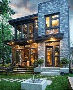 Подборка современных частных домов частный дом, архитектура, архитектор, дом, жилье, длиннопост