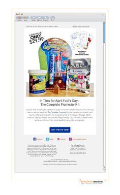 Brand: Steve Spangler Science   Subject: New Practical Joke Kit - Take Your Pranks to a New Level with Steve Spangler Science