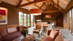 Chescombe Lodge, Luxury English Countryside Holiday Cottage Cotswolds