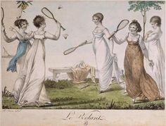 Le Wolant w Le bon genre, ilustracja  François-Joseph Bosio