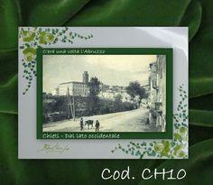 COLLEZIONE C era una volta l  ABRUZZO Chieti   Ceramica maiolicata BONTEMPO