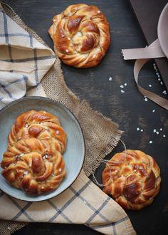 Bollos de canela suecos, The art of cupcakes