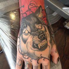 Ink It Up Trad Tattoos   Håkan Lugnetefterstormen Hävermark Rts
