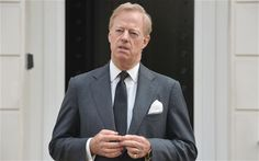 Mark Thatcher says the family has been overwhelmed by messages of support from across the world.
