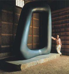 larameeee:  Isamu Noguchi - … | 記事 | ディスカバー・ニッケイLa vida de un gran escultor:  via Atm.