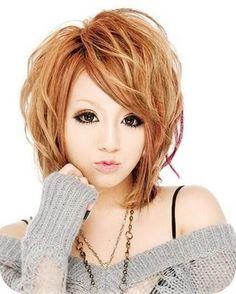 "gyaru hairstyles | Gyaru Style in Spain: Sakurina ""Rina Sakurai"" y su faceta de cantante ..."