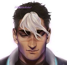 So I heard you like Shiro? I'm so proud of myself for actually finishing this…