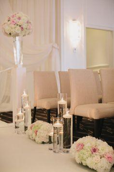 Blush Chairs Ballroom Wedding | photography by www.jamiedelaine.... | floral design by www.flowerfactory... | event design by www.uprightdecor....