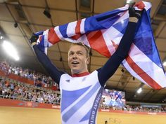 Chris Hoy | The most decorated Olympic cyclist of all time was born west of Edinburgh.