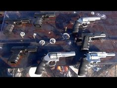Testing Handgun Calibers Against Bulletproof Glass [VIDEO] | Sportsoutdoor