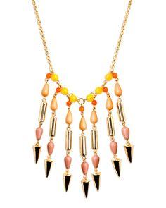The Zanzibar Necklace by JewelMint.com, $29.99