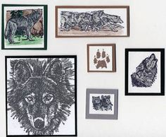Index for Wolf by galleryindex - Cards and Paper Crafts at Splitcoaststampers