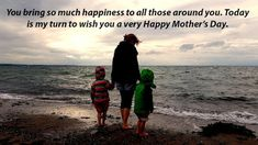 Mothers Day Images :Get some of the best happy Mothers Day Images, wallpaper and pictures on this mothers day Get Happy Mothers day images now ❤ 2017 Pics, 2017 Images, Happy Mothers Day Images, Mothers Day Cards, Wish Quotes, Get Happy, Image Now, Quotations, Beach