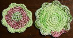 Thread 'n Fur: Pattern trials: Coasters!