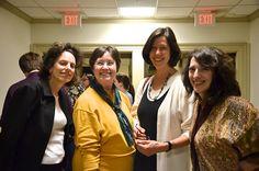Laura Davis, Jane Desmond, Brenda Farnell & Alma Gottlieb