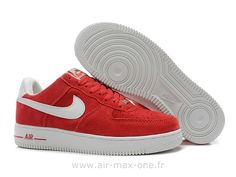 meet 84114 9164c nike air force homme nike air force 1 low rouge et blanche homme