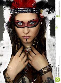 Native American Feather Headdress - Поиск в Google