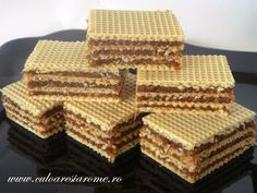 Romanian Desserts, Romanian Food, Sweets Recipes, Cooking Recipes, Good Food, Yummy Food, Arabic Food, Desert Recipes, Cheddar Cheese