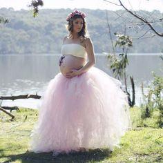 Tutu Skirt Women, Tutu Skirts, Pretty Pregnant, Maternity Dresses For Photoshoot, Pink Tulle Skirt, Poses, Pretty Woman, Flower Girl Dresses, Ballet Skirt