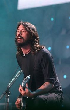 Foo Fighters, saw them in Hobart 2015...AMAZING! ♡ G