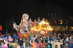 Top Reasons to Spend Halloween in New Orleans.. and I get to this year!!