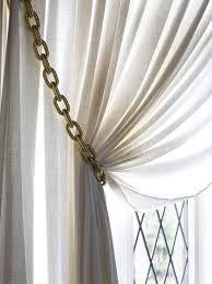 Curtain Tie Backs On Pinterest Curtain Tie Backs