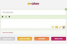 Do Share: Wie sich Beiträge auf Google+ vordatieren lassen