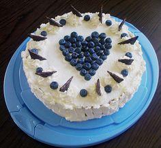 Heidelbeer -Joghurt -Topfen Torte, ein leckeres Rezept aus der Kategorie Torten. Bewertungen: 10. Durchschnitt: Ø 4,1.