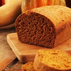 Acorn or Butternut Squash Tea Bread - great way to use up my co-op squash that's coming out my ears!