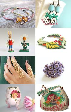 April, spring  and easter by Stefanie on Etsy--Pinned with TreasuryPin.com