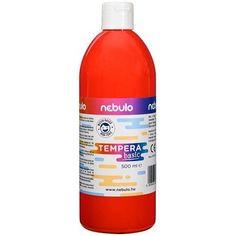 Akciós ! Ft Ár Nebuló tempera nagy kiszerelésben 500 ml - Piros Ft Ár 690 Tempera, Fire Extinguisher, Drink Bottles, Vitamins, Water Bottle, Drinks, Drinking, Beverages