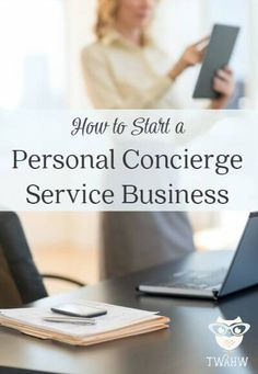 Stephanie L. Howitt, Founder of SLH Lifestyle + Concierge, has stopped by today to help us navigate how to start a personal concierge service business.