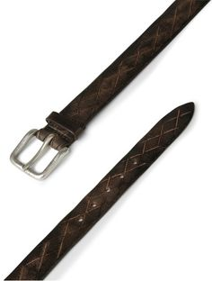 Cinturón Orciani #Tesla #Moda #SS15