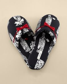 Soma Intimates Embraceable Slipper Festivity #somaintimates                  #MySomaWishList