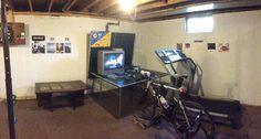 47 best home: garage gym images in 2019 garage gym bike floor